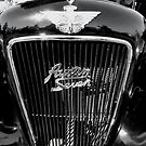 Austin seven grill by Perggals© - Stacey Turner