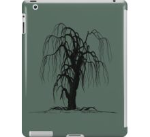 Weeping Willow, Willow Tree iPad Case/Skin