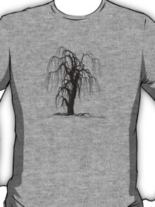 Weeping Willow, Willow Tree T-Shirt