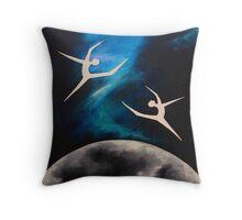 Space Home Decor Throw Pillow
