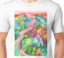 She flows like a river Unisex T-Shirt