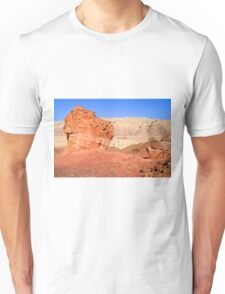 Timna natural and historic park, Israel Unisex T-Shirt