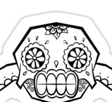 Geodude de los Muertos | Pokemon & Day of The Dead Mashup Sticker