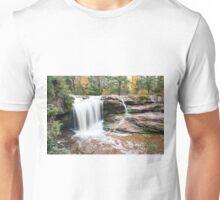 O Kun De Kun Falls in Autumn Unisex T-Shirt