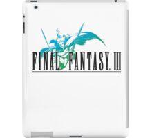 Final Fantasy III iPad Case/Skin