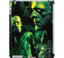 "Frankenstein ""Its Alive!"" iPad Case/Skin"