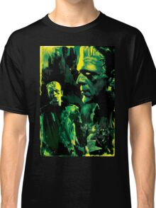 "Frankenstein ""Its Alive!"" Classic T-Shirt"