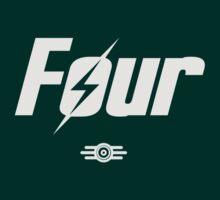 Four (Light) by clintGH