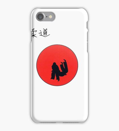 Judo the way of the warrior . Ideal christmas present iPhone Case/Skin