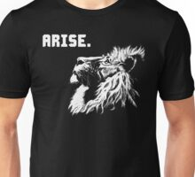 ARISE - Lion Motivation Unisex T-Shirt