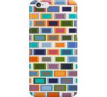 seaview bricks iPhone Case/Skin