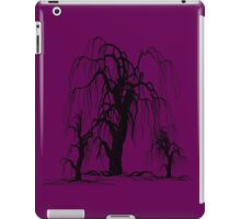 WEEPING WILLOW TREES iPad Case/Skin