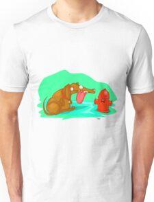 Tehz Pup Unisex T-Shirt