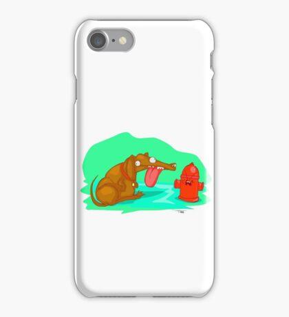 Tehz Pup iPhone Case/Skin