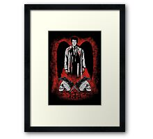 He Who Would Be King Framed Print