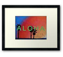 Aloha Spirit Framed Print