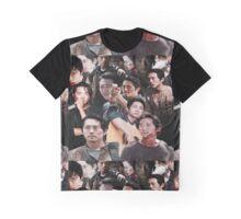 Glenn Rhee - The Walking Dead Graphic T-Shirt