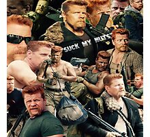 Abraham Ford - The Walking Dead Photographic Print