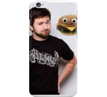 Barry and burgy iPhone Case/Skin