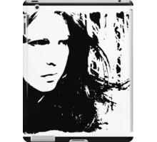 Sad Portrait iPad Case/Skin