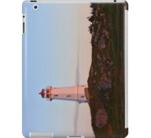 Sunrise at the Lighthouse iPad Case/Skin