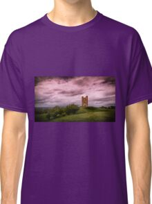 Broadway Tower, Worcestershire, UK Classic T-Shirt