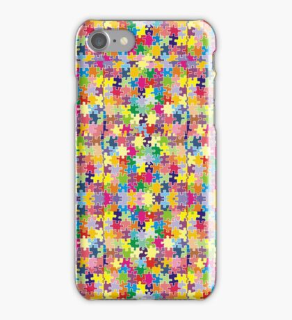 Puzzle iPhone Case/Skin