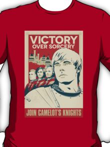Join Camelot's Knights T-Shirt
