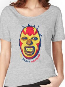 El Dirty Bastard (ODB) Lucha Mask Women's Relaxed Fit T-Shirt