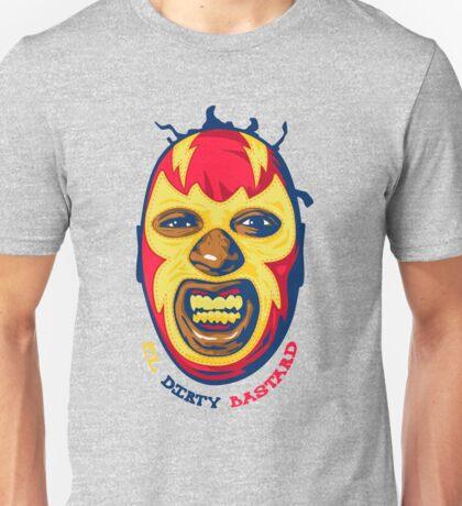 El Dirty Bastard (ODB) Lucha Mask Unisex T-Shirt