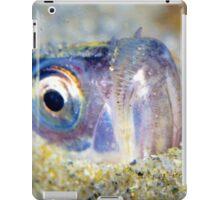 Buried Sandfish is watching you!  iPad Case/Skin