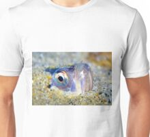 Buried Sandfish is watching you!  Unisex T-Shirt