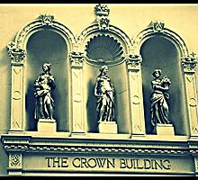 Crown Building, NY Sept 2002 by lunamoon-sonia