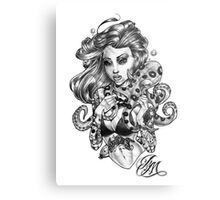 Ariel Metal Print