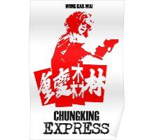 CHUNGKING EXPRESS - WONG KAR WAI - Poster