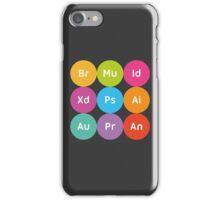 Adobe CC Circles iPhone Case/Skin
