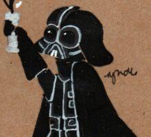 Darth Vader - Love Sticker