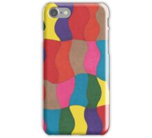 Primary Pattern iPhone Case/Skin