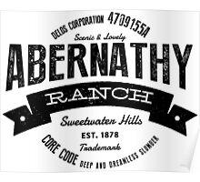 Abernathy Ranch Poster