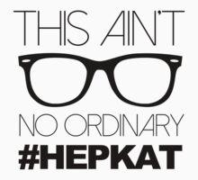No Ordinary Hepkat Kids Tee