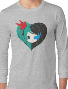 Two Love in one Long Sleeve T-Shirt