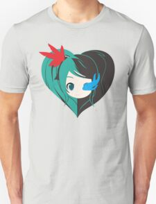 Two Love in one T-Shirt