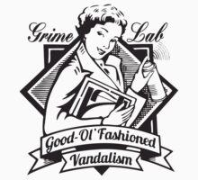 Grime Lab Vandalism by grimelab1
