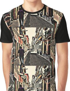 The Catalonian Way Graphic T-Shirt