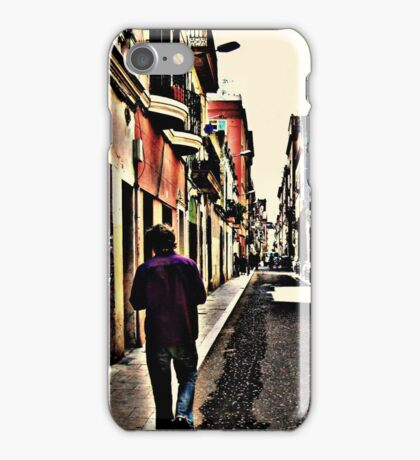 The Catalonian Way iPhone Case/Skin