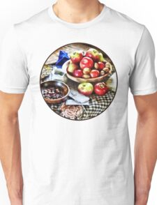 Apples and Nuts Unisex T-Shirt