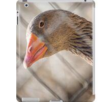 Plaid Goose iPad Case/Skin