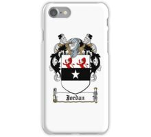Jordan (Dublin 1634) iPhone Case/Skin