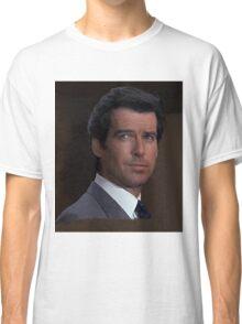 Pierce Brosnan - James Bond 007 Classic T-Shirt