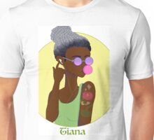 Tianna with 2 N's  Unisex T-Shirt